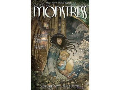 Monstress 2 - The Blood
