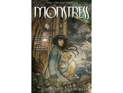Monstress 2 - The Blood
