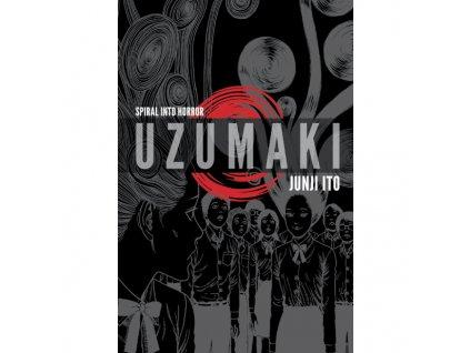 Uzumaki 3In1 Deluxe Edition 01 (Includes 1, 2, 3)