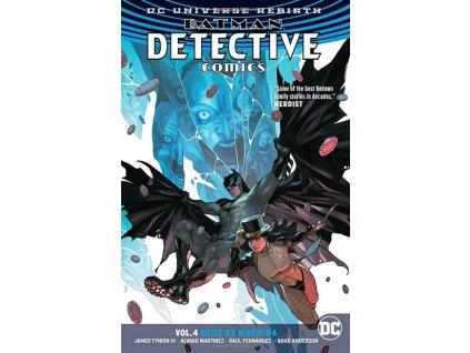 Batman Detective Comics 4: Deus Ex Machina (Rebirth)