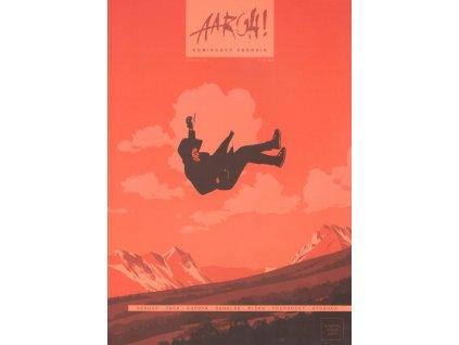 Aargh! 17 (obálka pádu)