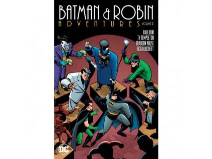 Batman and Robin Adventures 2