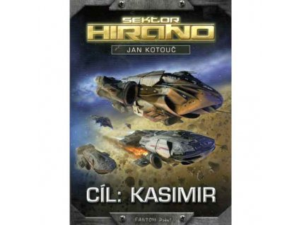 Cíl: Kasimir - Sektor Hirano 9