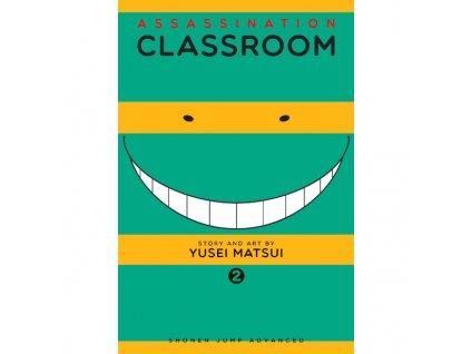Assassination Classroom 2