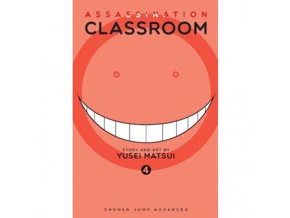 Assassination Classroom 4