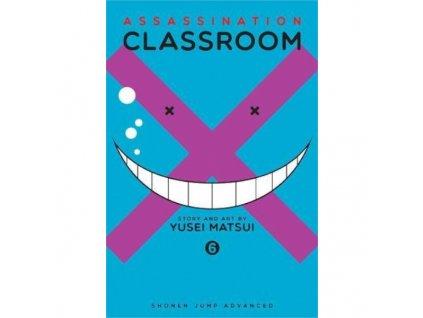 Assassination Classroom 6