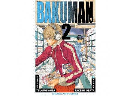 Bakuman. 02