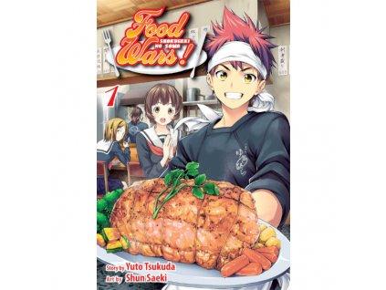 Food Wars! 01 - Shokugeki no Soma