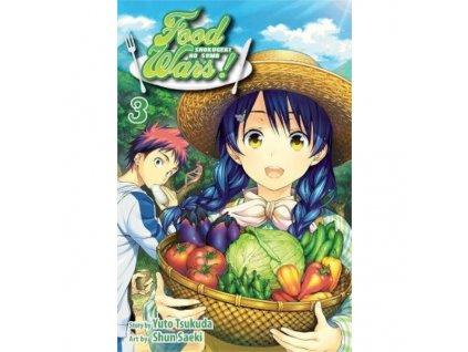 Food Wars! 03 - Shokugeki no Soma