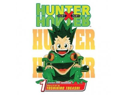 Hunter x Hunter 01