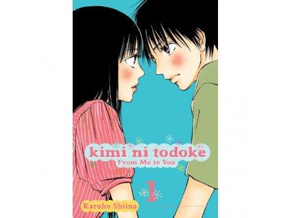 Kimi ni Todoke: From Me to You 01