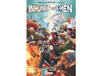 Inhumans vs. X-Men