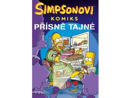 Simpsonovi: Přísně tajné!