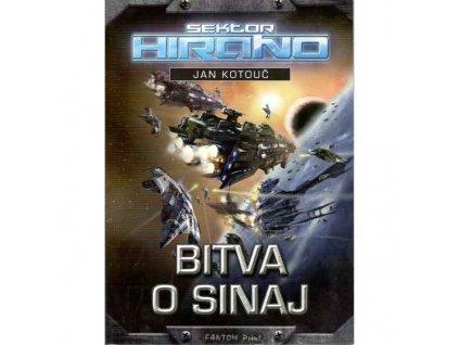 Bitva o Sinaj - Sektor Hirano 7