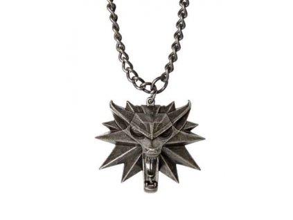 Witcher 3 Wild hunt Medailon na retiazke