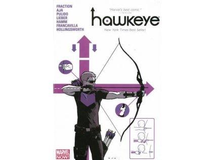 Hawkeye 1 (Pevná väzba)