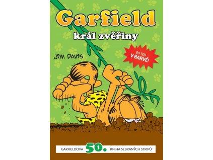 Garfield 50 - Garfield, král zvěřiny