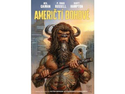 Američtí bohové 1: Stíny (Limitovaná verzia)