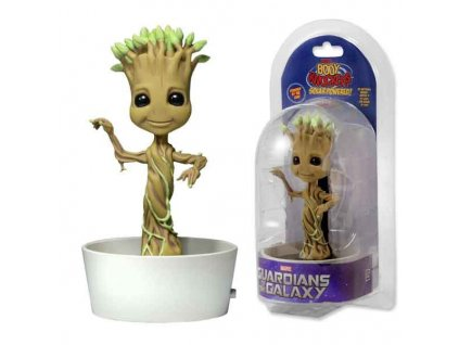Guardians of the Galaxy Dancing Groot Body Knocker (15 cm)