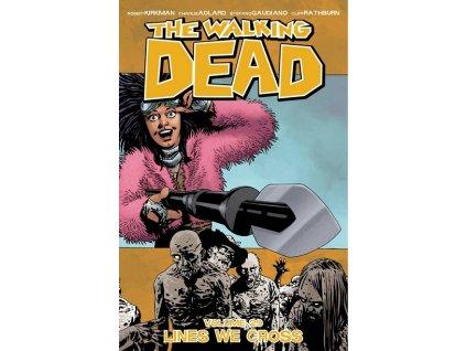 Walking Dead 29 - Lines We Cross