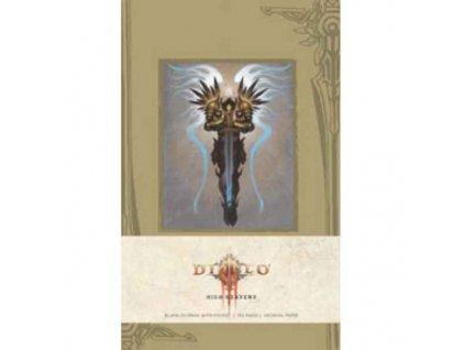 Diablo III High Heavens Zápisník