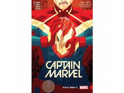 Captain Marvel 2: Civil War II