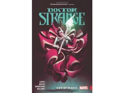 Doctor Strange by Donny Cates 1: God of Magic