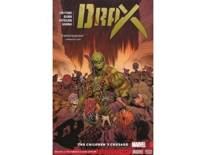 Drax 2: The Children's Crusade