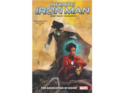 Infamous Iron Man 2: The Absolution Of Doom
