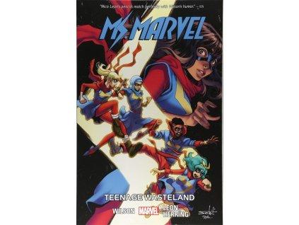 Ms. Marvel 9: Teenage Wasteland