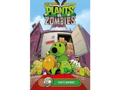 Plants vs. Zombies: Nový domov