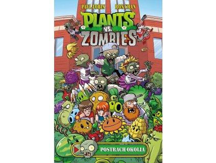 Plants vs. Zombies: Postrach okolia