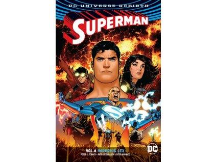 Superman 6 - Imperius Lex (Rebirth)