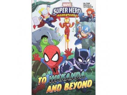 Marvel Super Hero Adventures: To Wakanda and Beyond