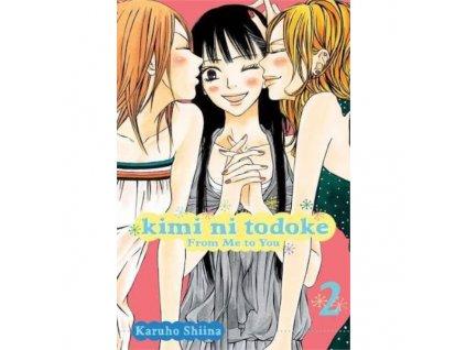 Kimi ni Todoke: From Me to You 02