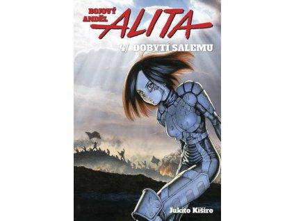 Bojový anděl Alita 4 - Dobytí Salemu