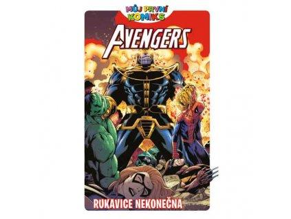 MPK 01: Avengers - Rukavice nekonečna
