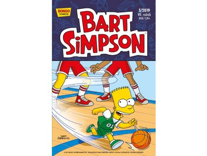 Simpsonovi: Bart Simpson 05/2019