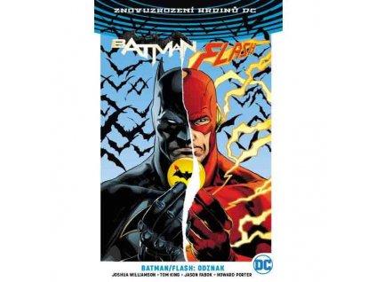 Batman / Flash: Odznak (Znovuzrození hrdinů DC)