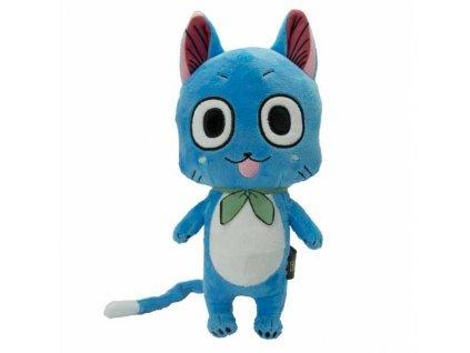 Fairy Tail: Happy Plyš (25 cm)