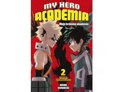 My Hero Academia: Moje hrdinská akademie 2