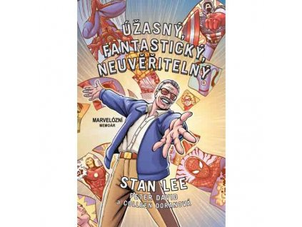 Úžasný, fantastický, neuvěřitelný Stan Lee