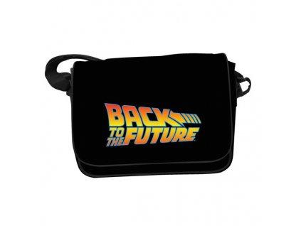 Back to the Future Taška Logo