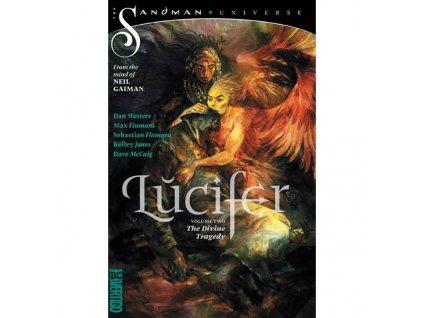 Lucifer 2: The Divine Tragedy (The Sandman Universe)