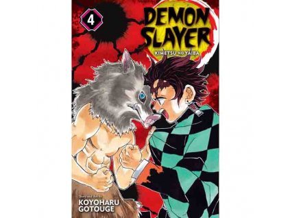 Demon Slayer: Kimetsu no Yaiba 4