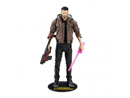 Cyberpunk 2077 Action Figure V Male 18 cm