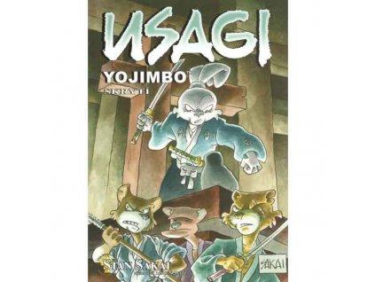 Usagi Yojimbo: Skrytí