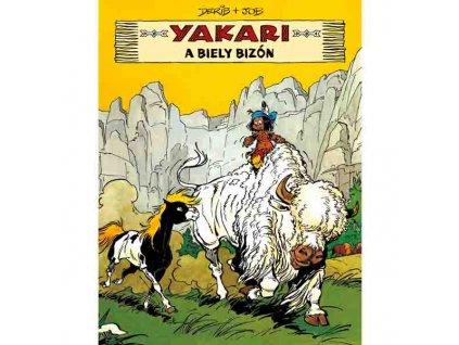 Yakari a Biely bizón - Yakari 2