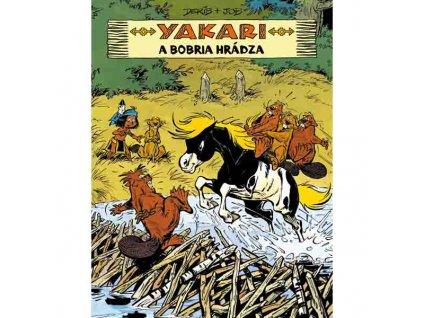Yakari a bobria hrádza - Yakari 3