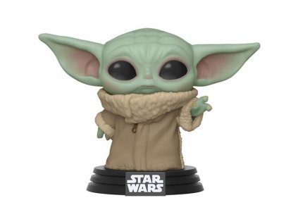 Funko POP! Star Wars The Mandalorian: The Child (Baby Yoda)